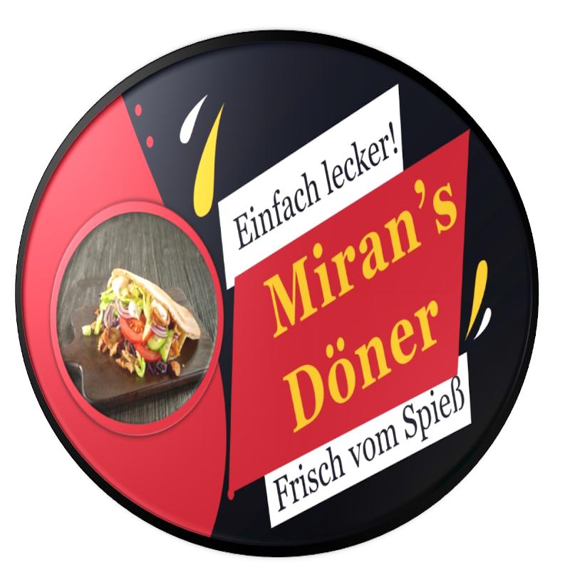 Logo Mirans Döner