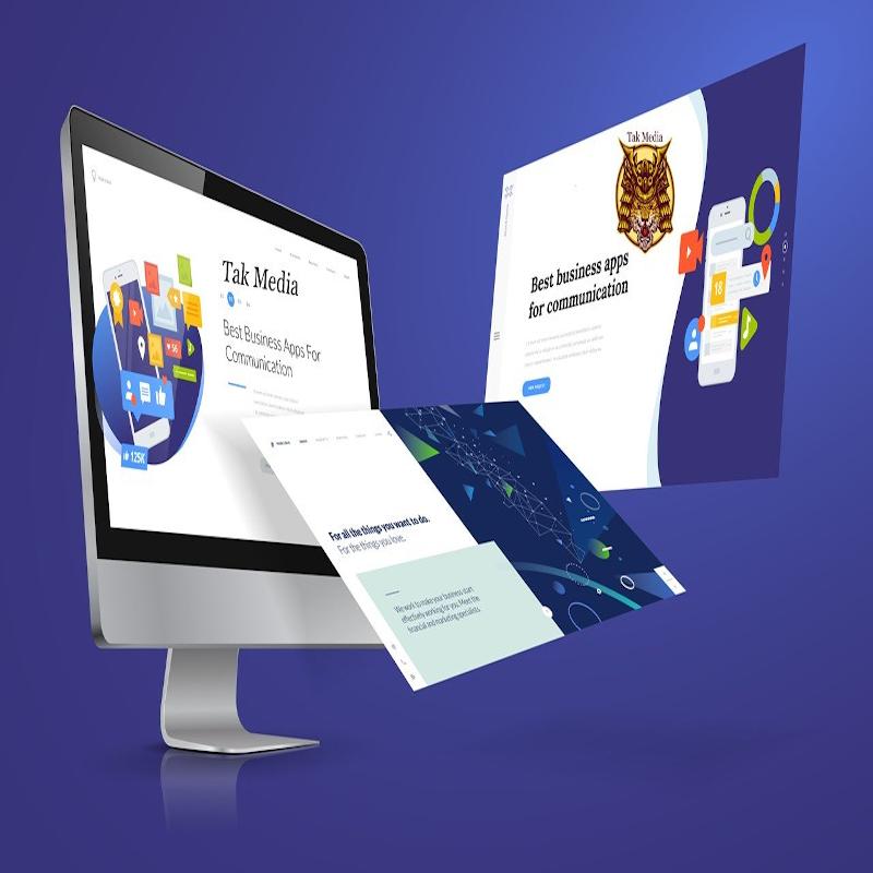 Desktop-Tak-Media-Webdesign