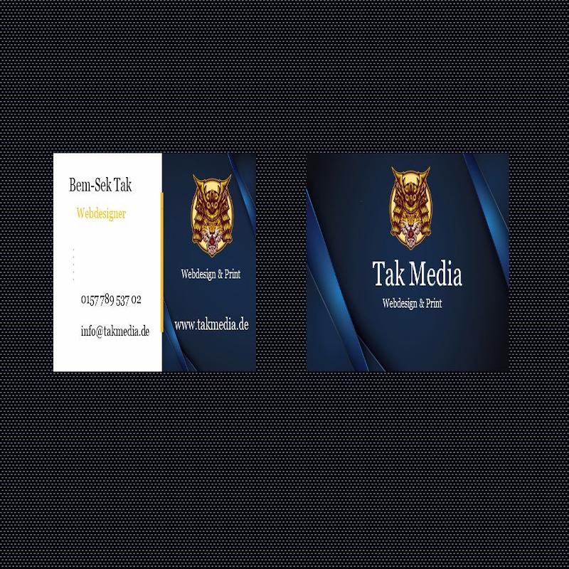 Visitenkarte-Tak-Media Tiger