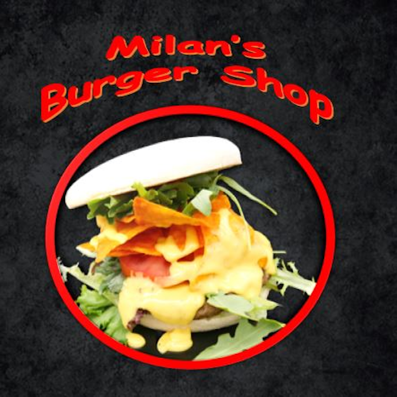 Milan Burger Shop Kiel